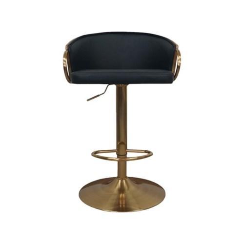 머그 빠 골드 체어 인테리어 디자인 골드 바 의자