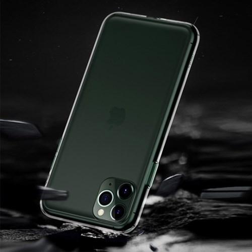 위시비 벤크스 아이폰11 PRO MAX 크리스탈 클리어 TPU 케이스