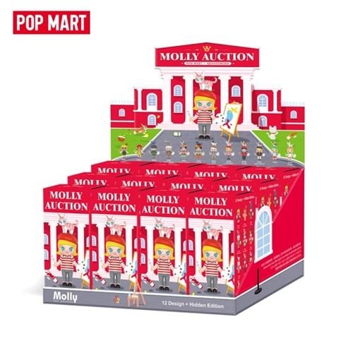 [팝마트코리아 정품 판매처] 몰리-옥션 시리즈_박스