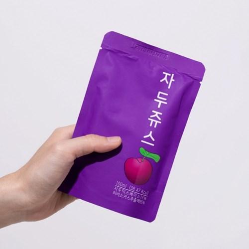 청송 농부 자두 쥬스 (1 박스 총 30포)