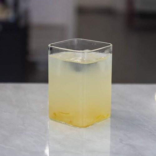 Ligero 내열 Square Glass Cup 230ml (3p 6p)