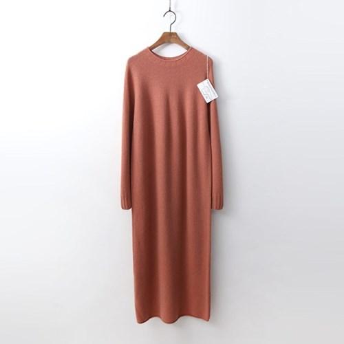 Laine Cashmere N Wool Maxi Dress
