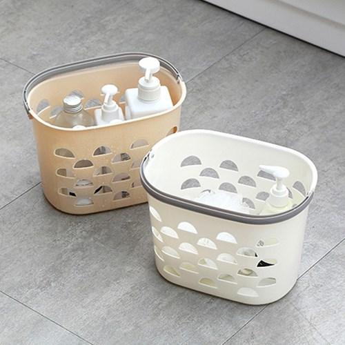 헬스장 수영장 욕실용품 수납 다용도 목욕바구니 BB10_(1119015)
