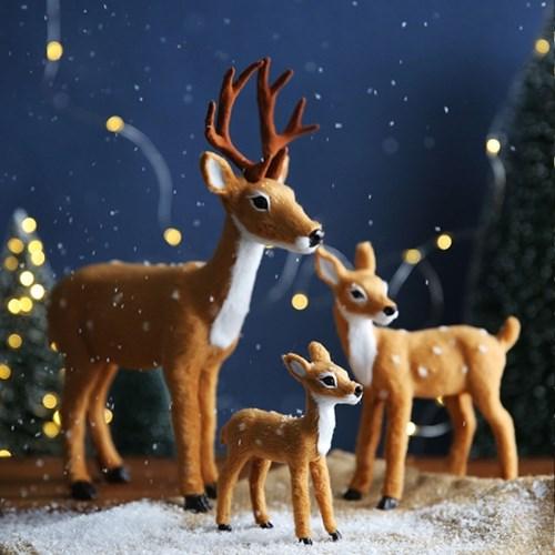 크리스마스 장식소품 - 아기사슴