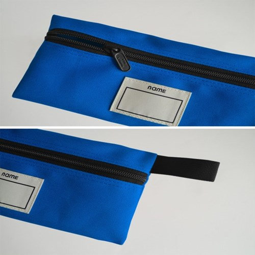 PENCIL CASE (BLUE)