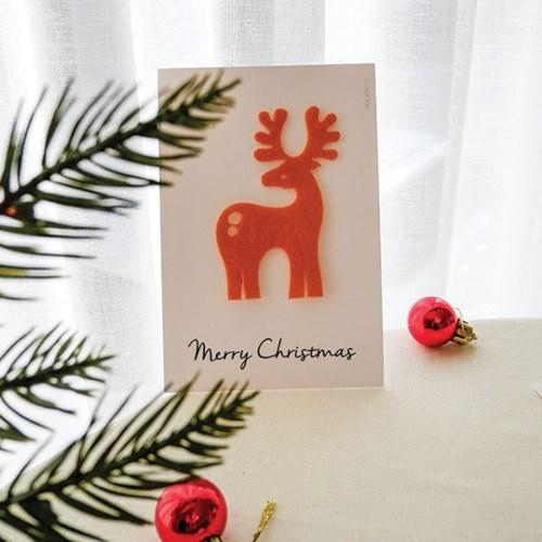 크리스마스 엽서 6P
