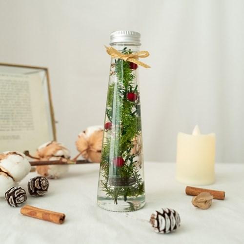 크리스마스 하바리움 + LED 무드등 (4종)
