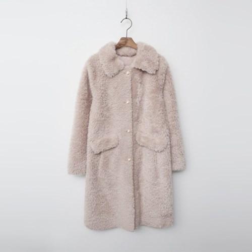 Sherpa Pearl Coat