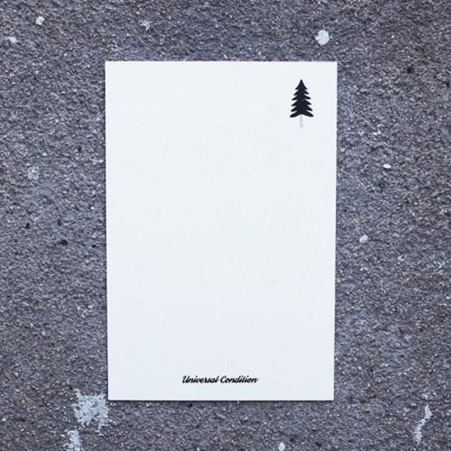 로맨틱 크리스마스 엽서