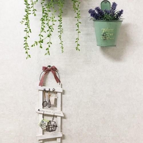 내츄럴 가든 나무 사다리 데코 포인트