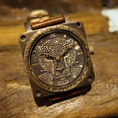 심플라이프 수공예 남여 핸드메이드 손목시계 SL003