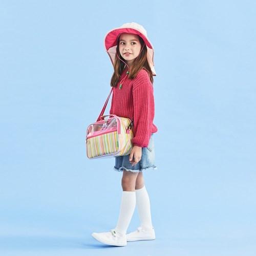[호핑백]수영가방 네이쳐_선셋 핑크