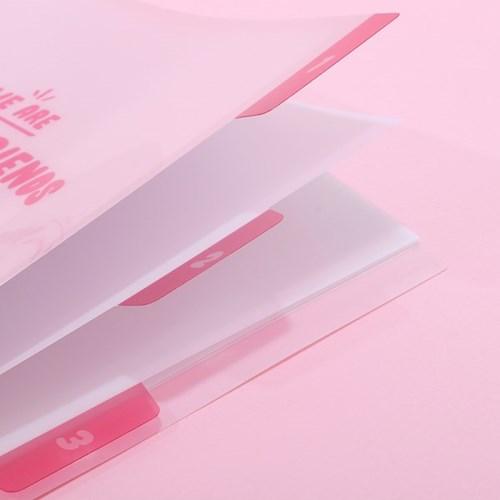 카카오프렌즈 5포켓 파일_(4144398)