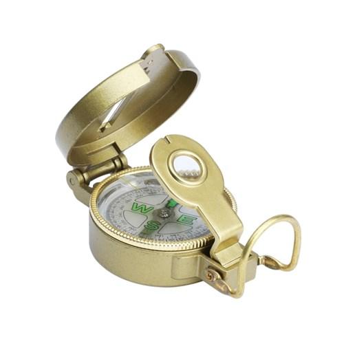 고급 황금 나침반 / 밀리터리 나침반 (접이식)