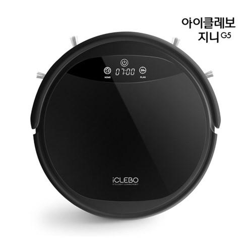 아이클레보 지니(G5) 로봇청소기 YCR-M09-20W