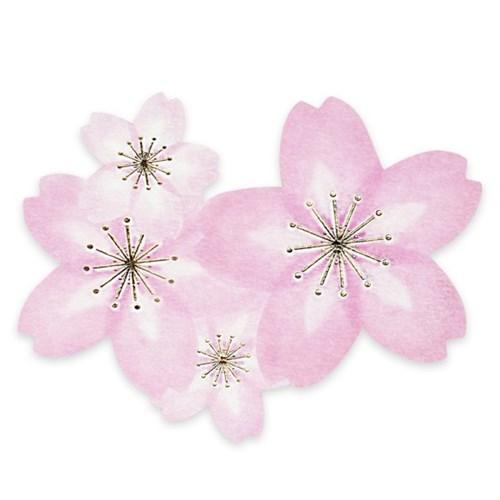 디원 벚꽃스티커 미니 (YD08)