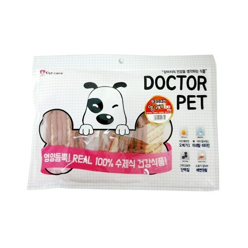 Doctor Pet 우피 치킨껌 300g (bn)