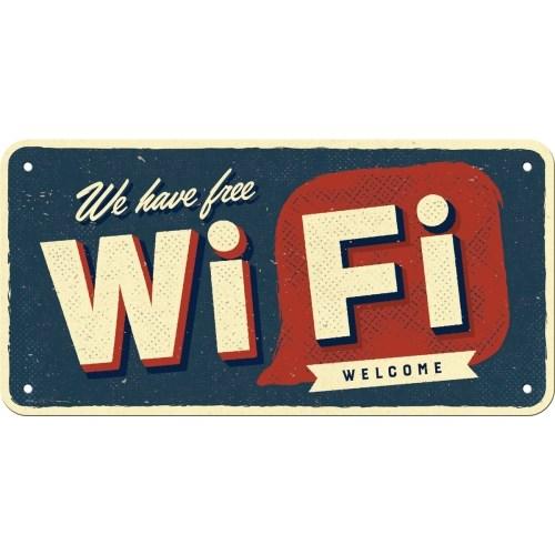 노스텔직아트[28041]Free Wi-Fi