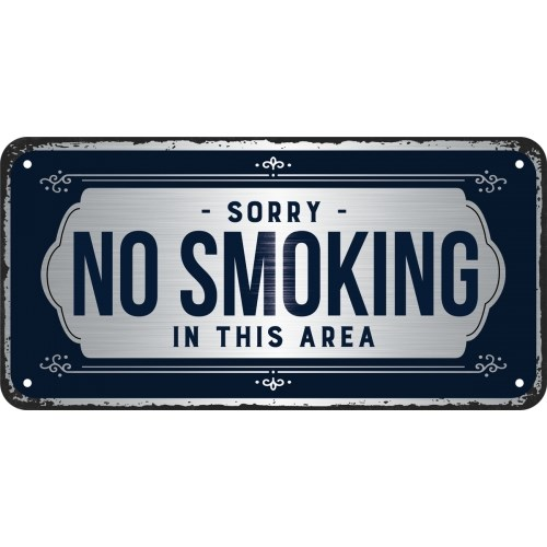 노스텔직아트[28039]Sorry, No Smoking