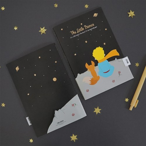 [THE LITTLE PRINCE] STITCH NOTE