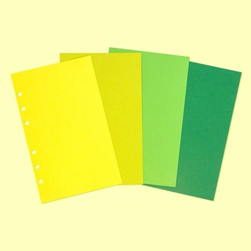 루카랩 아카이브 컬러노트 vol.3 리필속지