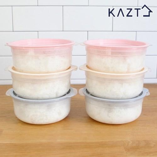 심플쿡 냉동밥 전자렌지용기(600ml) 20개