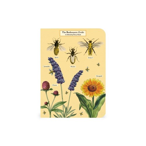 카발리니 미니 노트북 - Bees & Honey