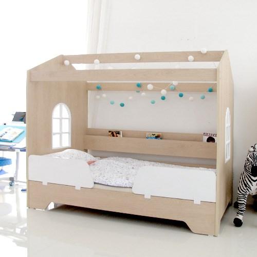 슈에뜨 하우스 침대 A형(노블콰이어 매트 포함)