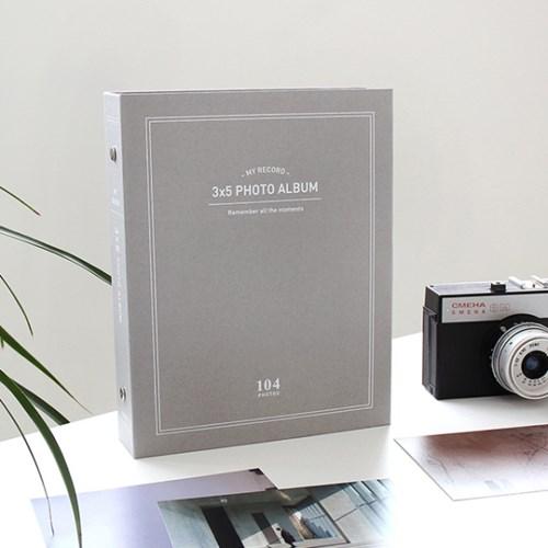 나의 3X5 포토앨범(104포켓)