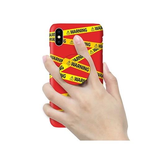 [T] 트라이코지 경고문구 스마트톡 3D하드케이스