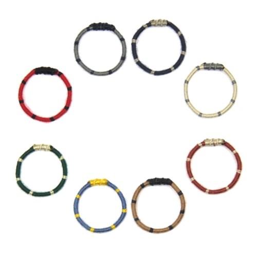 [CCNMADE] 핸드메이드 소원반지 Letter Ring Ⅲ (택1)
