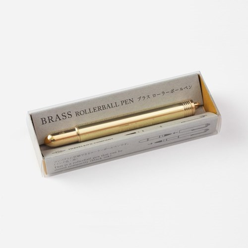 [BRASS PRODUCTS] TRC BRASS 롤러볼 펜
