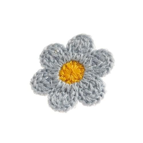 촘촘 꽃 브로치