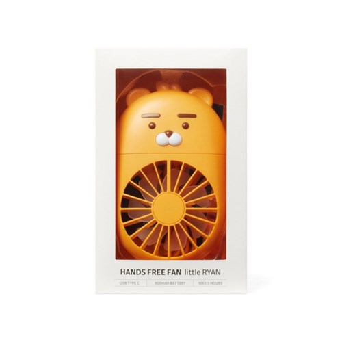 카카오프렌즈 휴대용 선풍기 모음