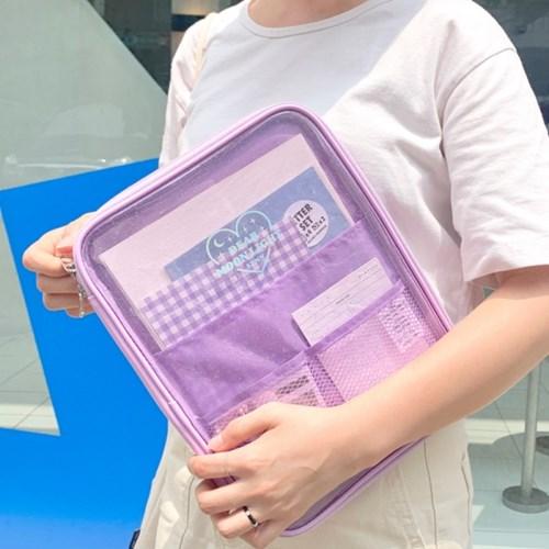 문라잇 트윙클 태블릿 PC 파우치(11인치)