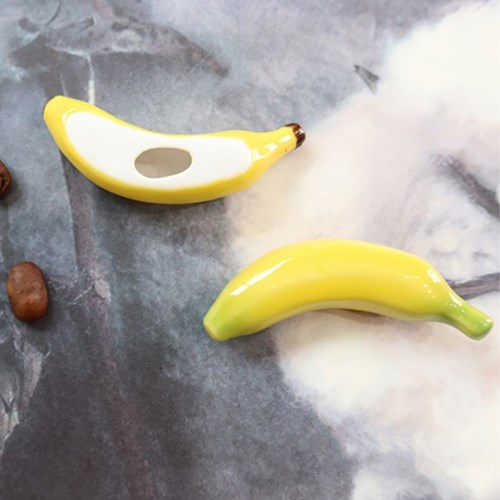 바나나 젓가락 받침 2color (1P)