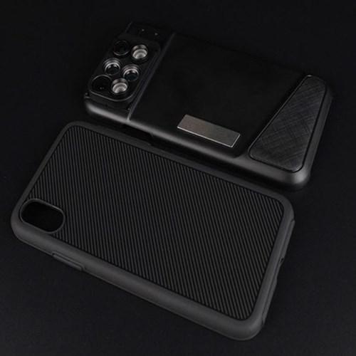 대박 6개 렌즈 탑재 아이폰 전용 멀티렌즈 케이스