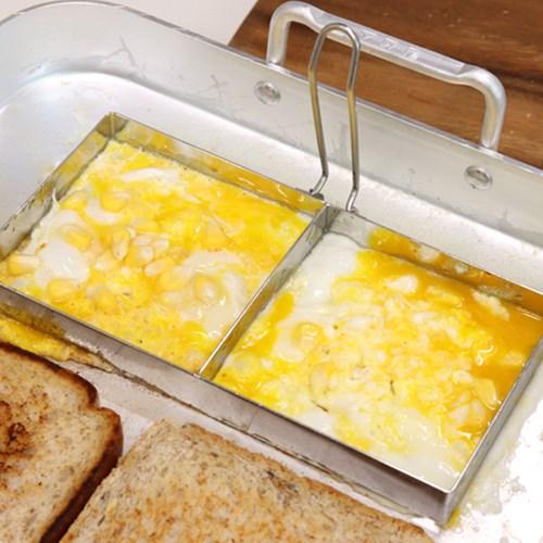 사각 토스트틀 계란틀