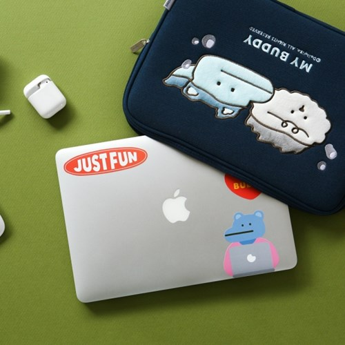 마이버디 노트북 파우치 01 Deep sea (13/15인치)