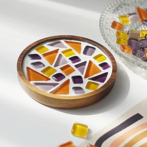 하비풀 취향 한 조각 타일코스터 클래스-보라다방 스페셜 에디션