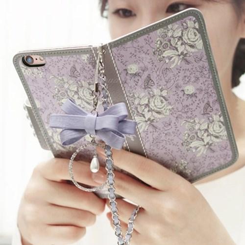 갤럭시S20플러스 (G986)  GardenAge-Violet 지갑 다이어_(2860416)