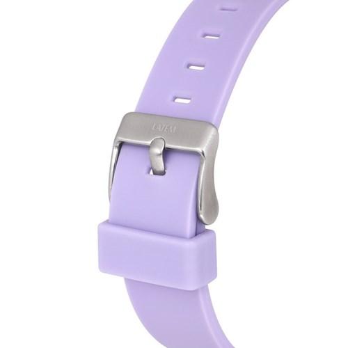 튤립 파스텔 에디션 러버시계 바이올렛(AG2G0701DAVV)