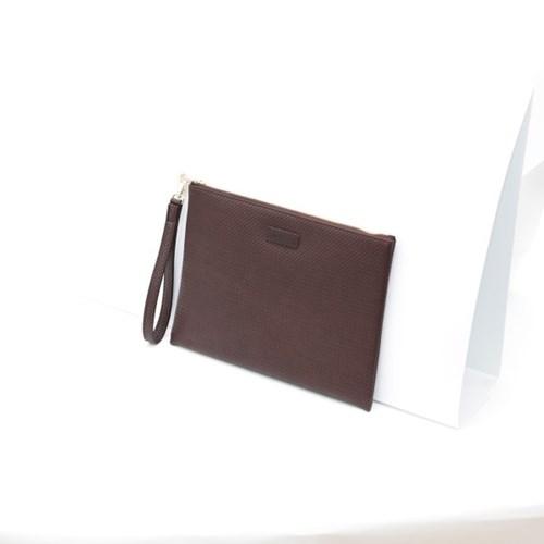 헤이플 누보 클러치백 nebo clutch bag C4-BROWN
