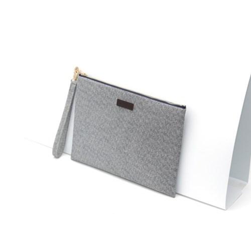 헤이플 누보 클러치백 nebo clutch bag C2-BLACK