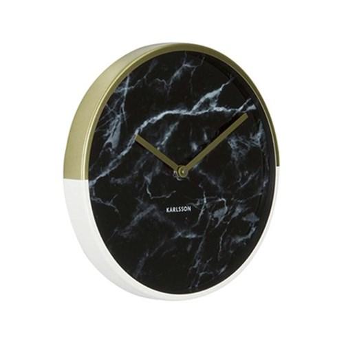 [Karlsson] Marble Delight 벽시계