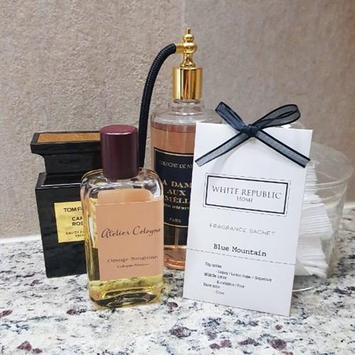 [화이트리퍼블릭]Fragrance Sachet Agar Wood