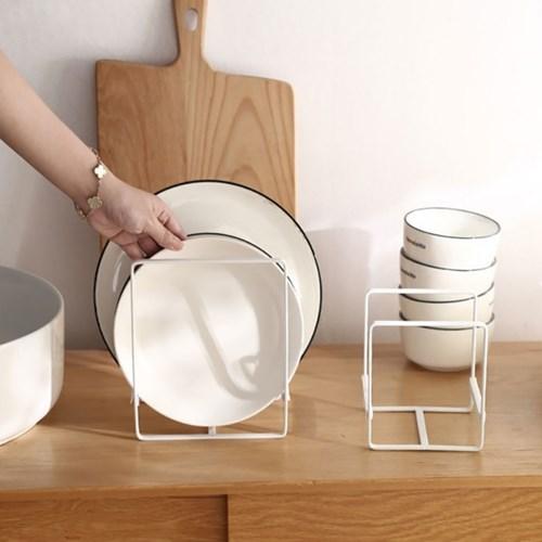 주방 접시 정리대 그릇 거치대