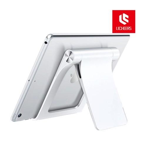 LICHEERS 컴팩트 폴더블 거치대 / 휴대용 스마트폰 스탠드
