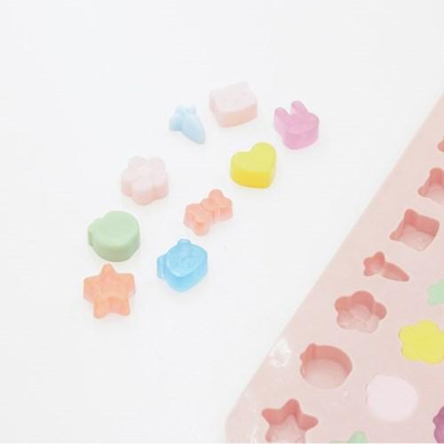 해피해피츄 동물 이모티콘 미니비누 200마리 만들기 키트