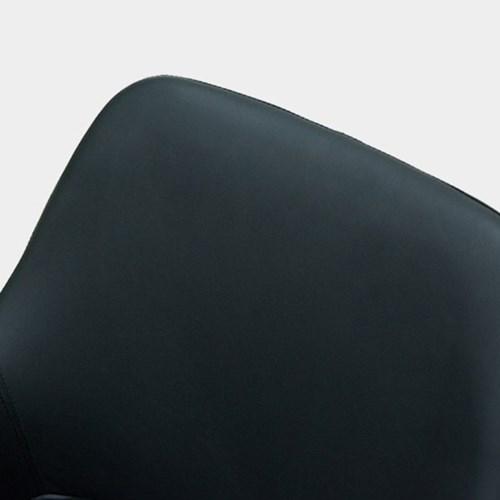 KTA_C_0200 SSC673 스틸 체어 인조가죽 쿠션 의자